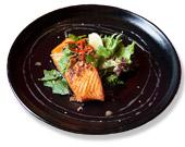 Yum Pla Salmon